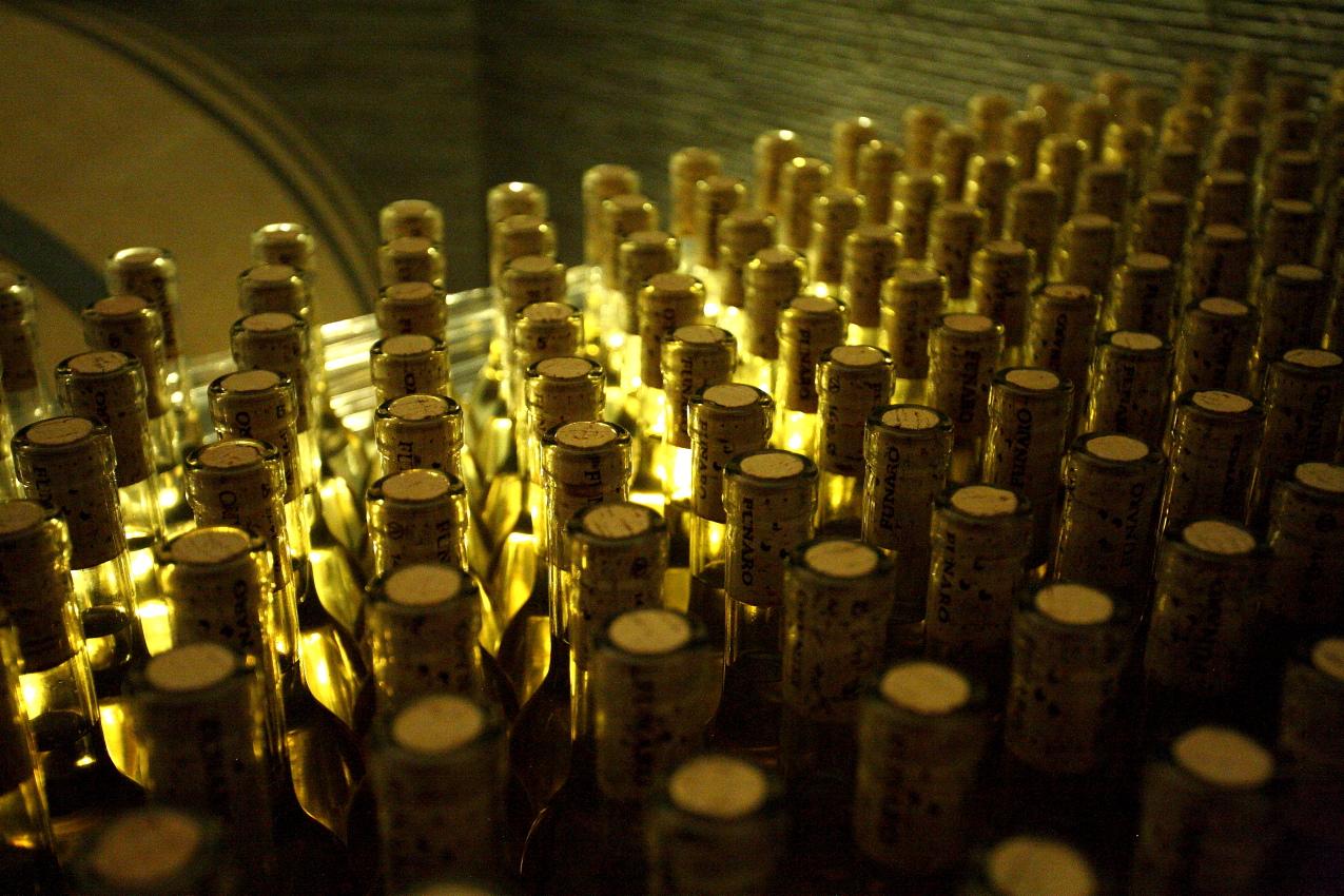 Dvino vinflasker